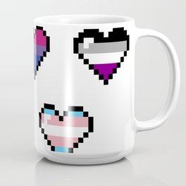 8Bit Love Mug Coffee Mug