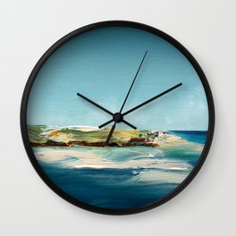 La mer II - Scale 1:2 Wall Clock