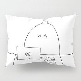 The TourBunny Circle Pillow Sham