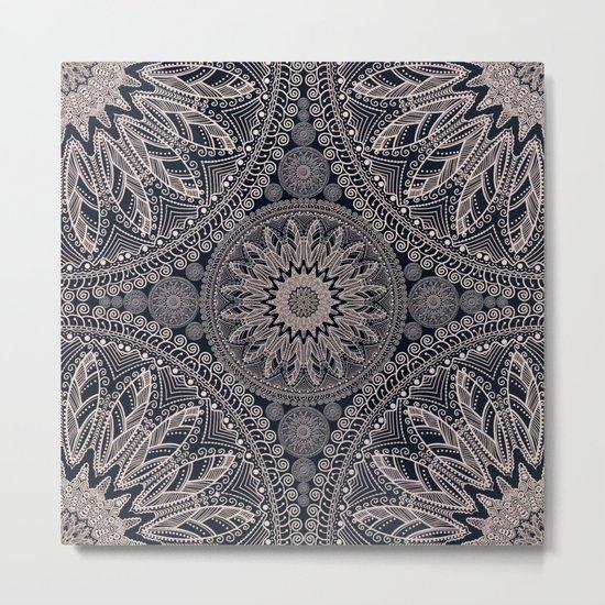 Mandala 17/1 Metal Print