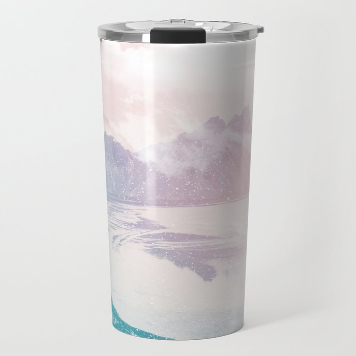 Fantasy Island Travel Mug