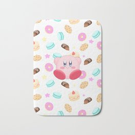 Kirby & Sweets Bath Mat