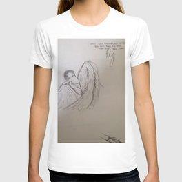 Becoming Angel T-shirt