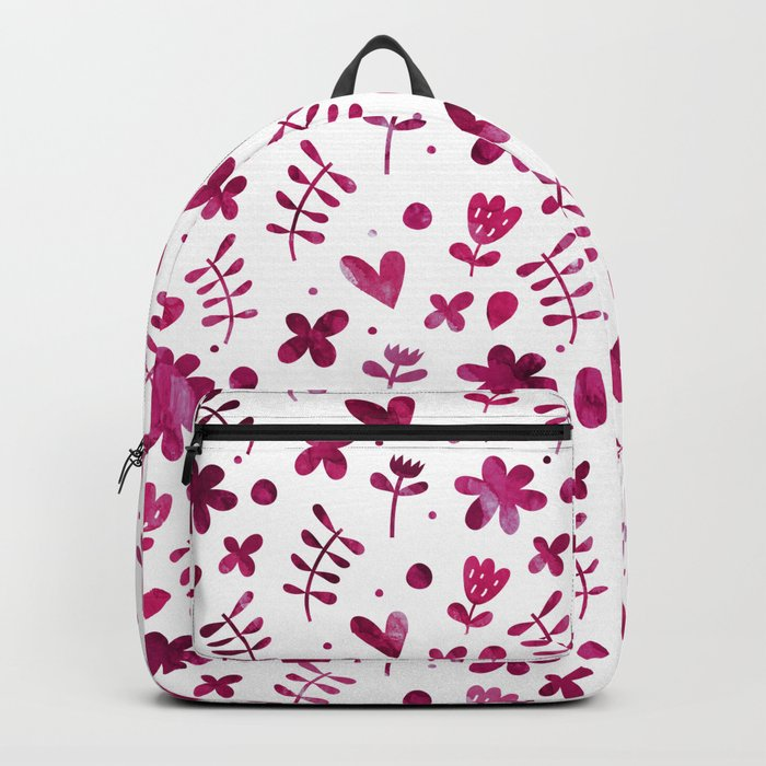 Colorful Lovely Pattern IV Backpack