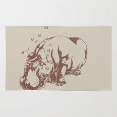 Hippo-Thesis Rug