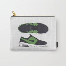 SB stefan janoski green #3 Carry-All Pouch