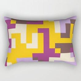 pixel 002 04 Rectangular Pillow