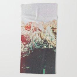 grūmbł Beach Towel