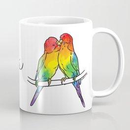 #LoveWins Birds Coffee Mug