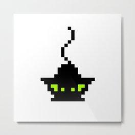 El Gato Metal Print