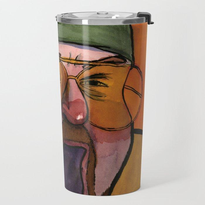 Shomer Fuckin' Shabbos! Travel Mug