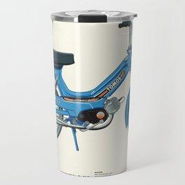 Motorbike Automatic 3 MS - Tomos Travel Mug