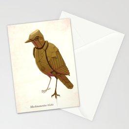 Machinamentus tristis Stationery Cards