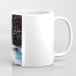 Snowy Mountain Path Coffee Mug