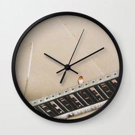 Urban home. Wall Clock