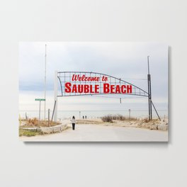 Sauble Beach #12 Metal Print