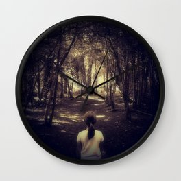 WHAT LIES AHEAD ? Wall Clock