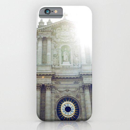 Eglise Saint Paul, Le Marais, Paris II iPhone & iPod Case