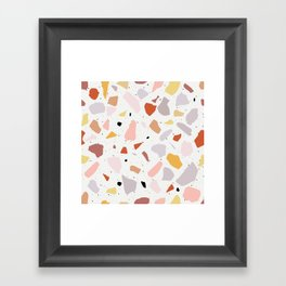 Terraza Framed Art Print