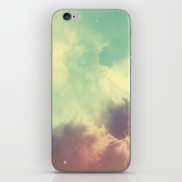 Nebula 3 iPhone Skin