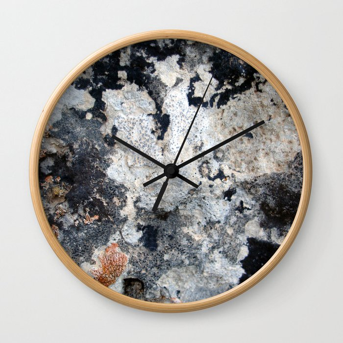 natural stone Wall Clock
