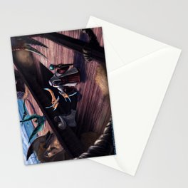 Advanced Perspective Noah Assignment Stationery Cards