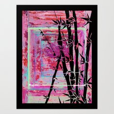 Lunn Series 2 of 4 Art Print