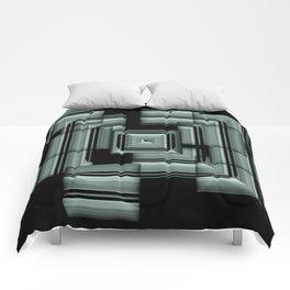 Beveled Comforters