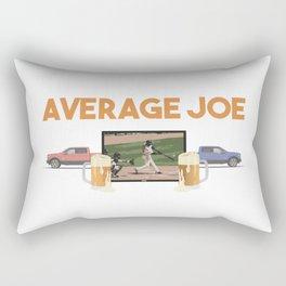 Average Joe Life Rectangular Pillow
