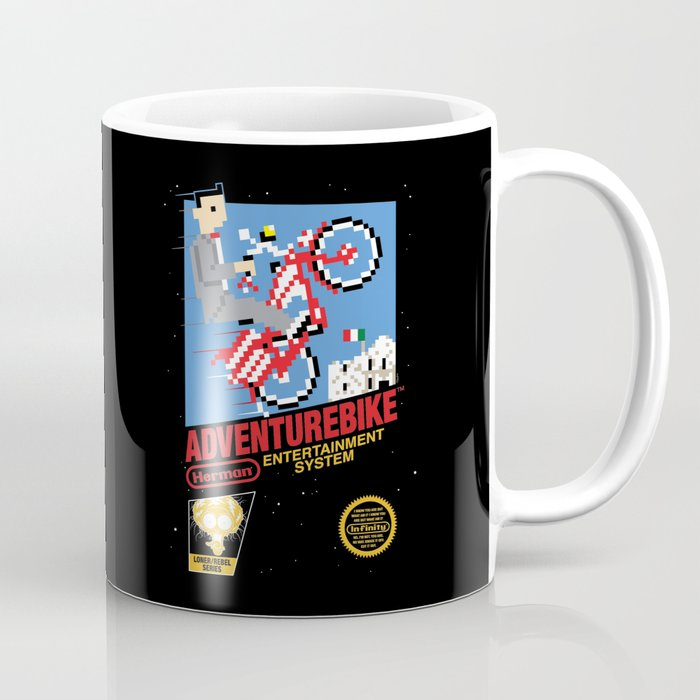 Adventurebike Coffee Mug