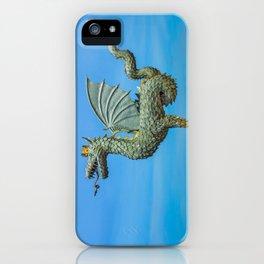 Dragon Zilant iPhone Case