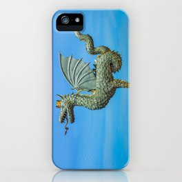 Dragon Zilant iPhone Case