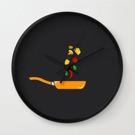 i'm a Chef Wall Clock