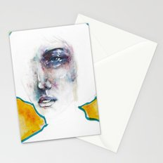 Uncertain Hour Before Morning Stationery Cards