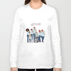 Intersectional Rosie the Riveter Long Sleeve T-shirt