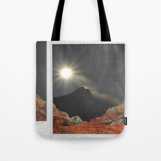 spacy polaroid? Tote Bag