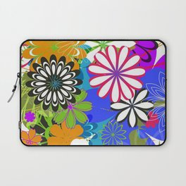 Art Flowers V17 Laptop Sleeve