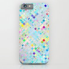 Re-Created  Mosaic No. SEVEN by Robert S. Lee Slim Case iPhone 6