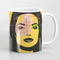 mysterious woman 1 Mug