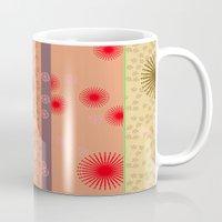 yoshi Mugs featuring yoshi by fiona mcdonald