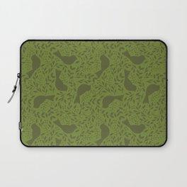 Birdie Bundle - green Laptop Sleeve