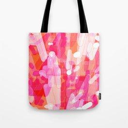 Social Fizz Tote Bag