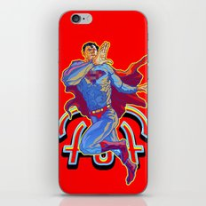 Hometown Hero iPhone & iPod Skin