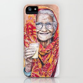 Beauty Is... iPhone Case