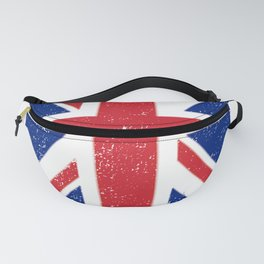 Hampshire Print Fanny Pack