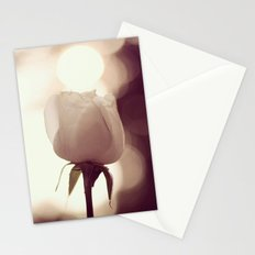 Rose by Dusk Stationery Cards