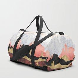 Distant Desert Duffle Bag
