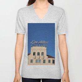 LosAltos Unisex V-Neck
