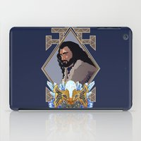 thorin iPad Cases featuring Thorin  by Inkforwords
