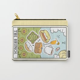 Brunch Reading Carry-All Pouch
